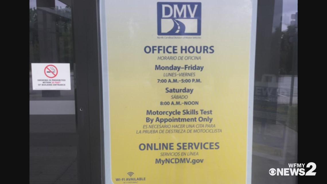 greensboro drivers license office coliseum boulevard greensboro nc