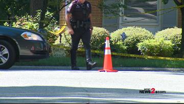 18-Year-Old Man's Body Found In Greensboro Yard | wfmynews2 com