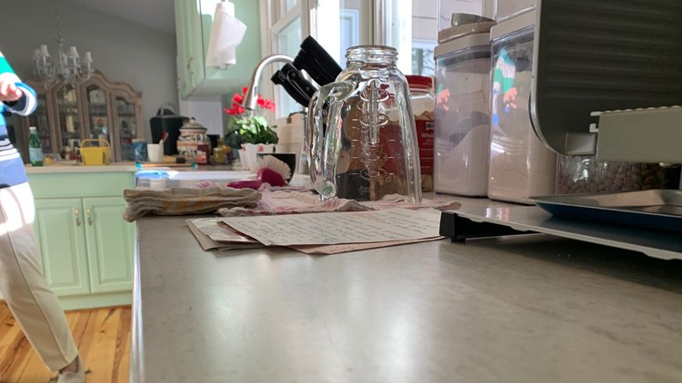 $5,500 countertop installed with too many flaws; News 2 helps homeowner get it replaced