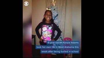 Mother Blames Girl's Suicide On Bullying At School
