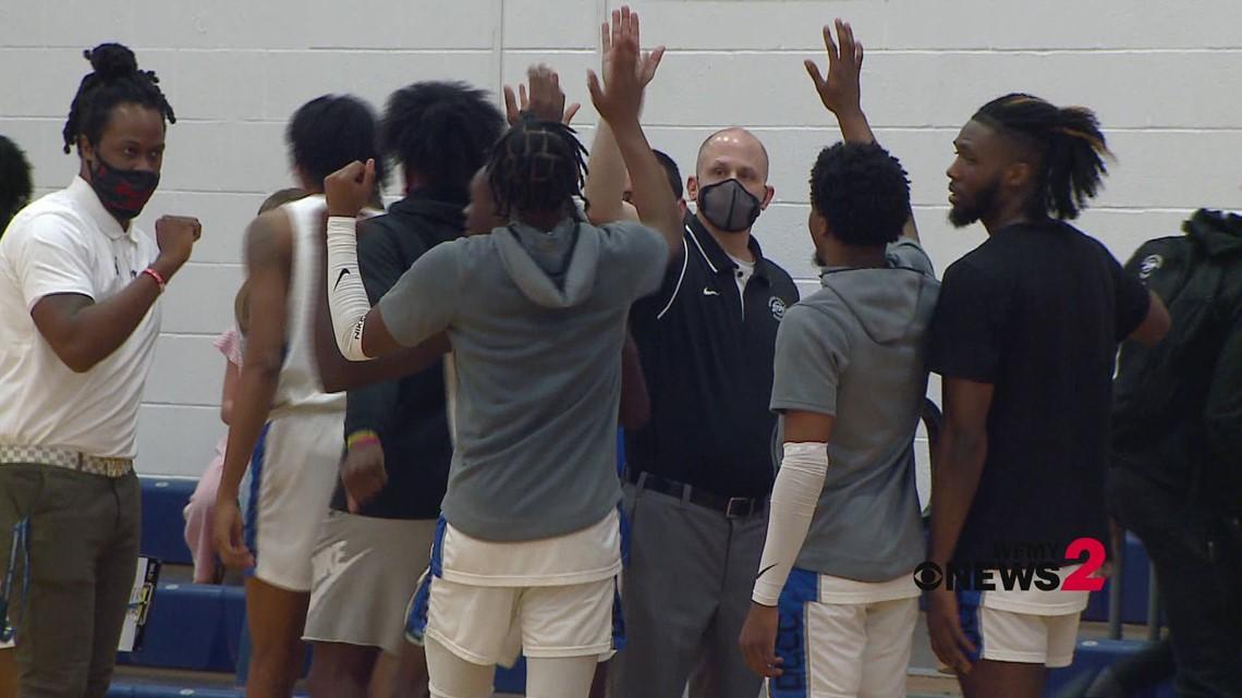 Davidson-Davie CC Basketball team wins NJCAA South Atlantic Championship