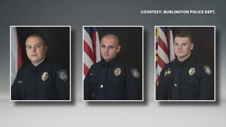Burlington Officers
