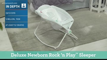 Deadly Recalled Infant Sleepers Still At Daycares