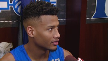Interview With Duke Forward Javin DeLaurier Ahead Of Friday's NCAA Sweet 16