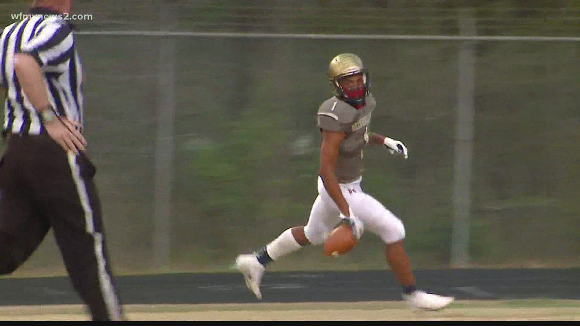 Reidsville player named NCHSAA Athlete of the Year