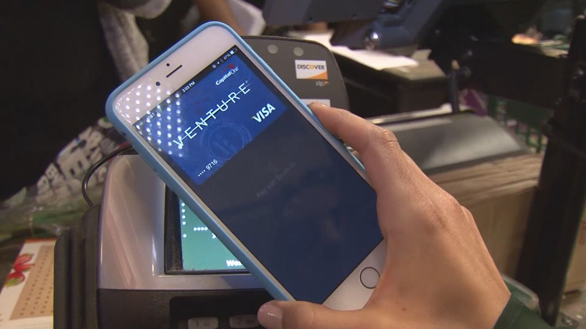 VERIFY: Yes, Mobile Payment Apps Like Apple Pay Are Safer Than Using Credit Cards