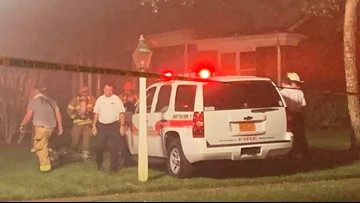 Two Die in 2-Alarm Fire at Greensboro House