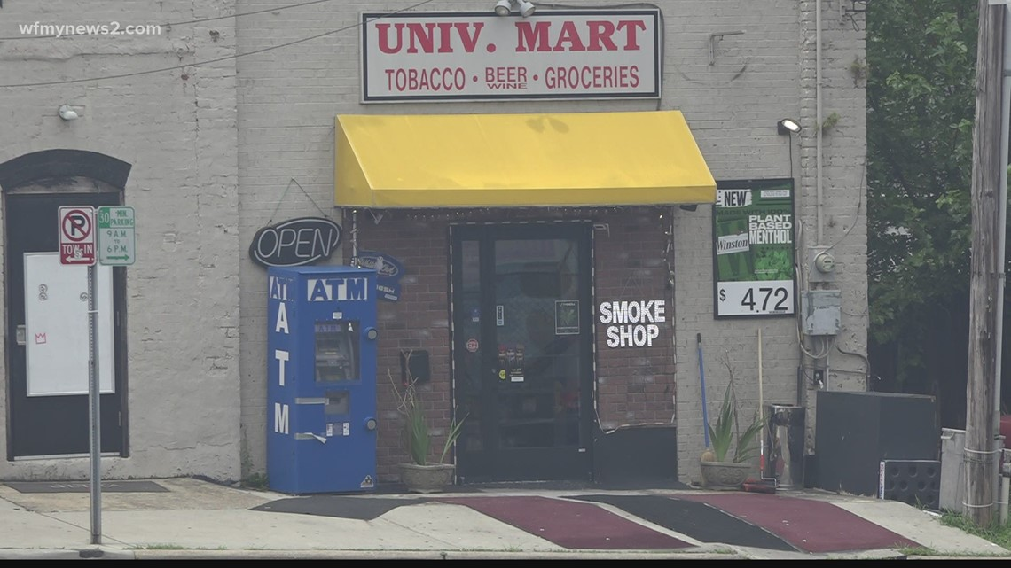 Business owners and residents raise safety concerns near University Mart