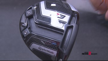 TaylorMade at the PGA's Wyndham Championship in Greensboro