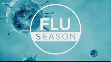 2 New Flu Deaths Reported In NC; Total Climbs To 22 For Season
