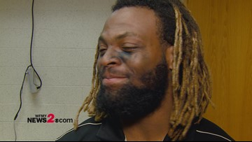 Interview With Wake Forest RB Christian Beal-Smith After 62-59 Loss to Louisville