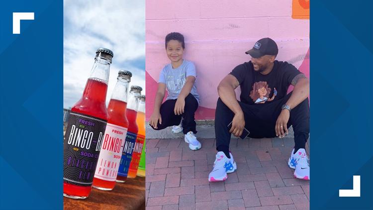 'I'm so blessed': Winston-Salem native starts his very own soda company