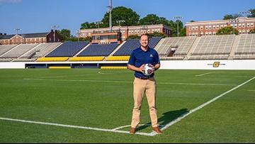 UNCG Reveals New Men's Soccer Coach