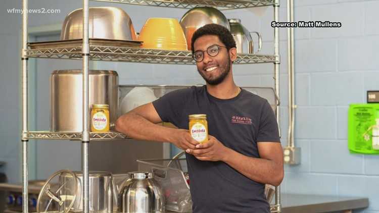 Launch Greensboro helps recent NC A&T grad grow his business