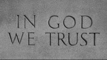 'In God We Trust' To Be Added To All Alamance County Vehicles