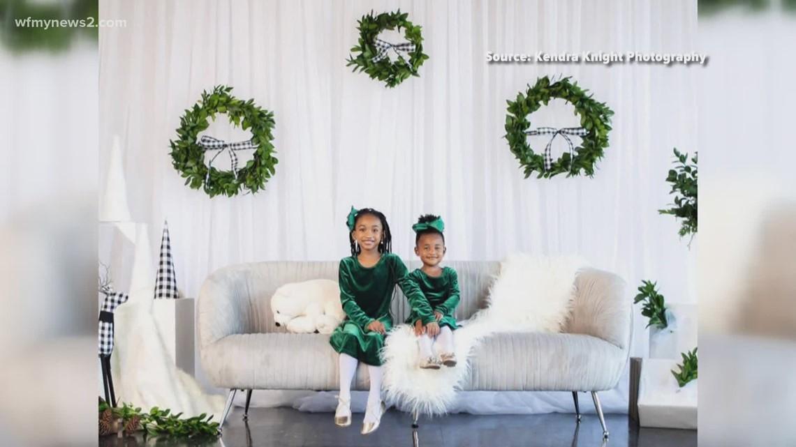 Greensboro mom shares Kamala Harris making history with her daughters