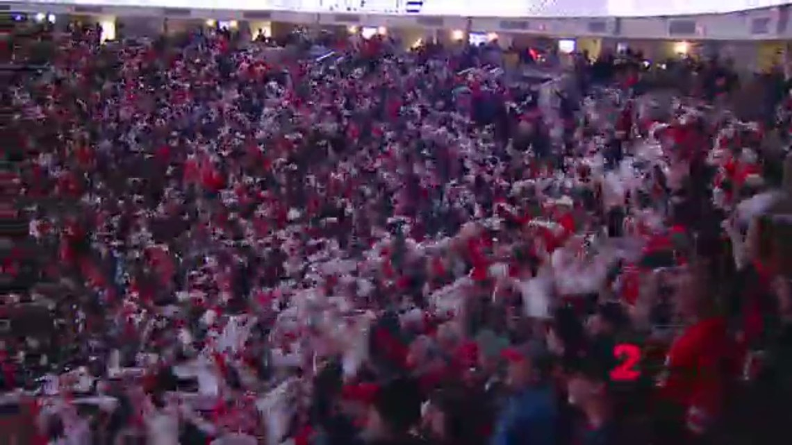 A Storm's a Brewing! Hurricanes Fans Rally Ahead of Game 6