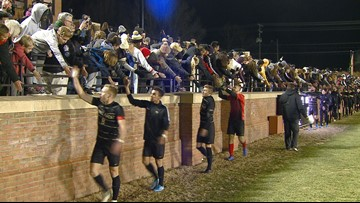 'We feel blessed.' No. 4 Wake Forest punches ticket to sixth NCAA College Cup