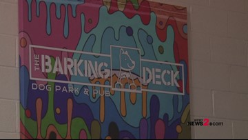 This Pub is For the Dogs! Barking Deck Opens in Greensboro