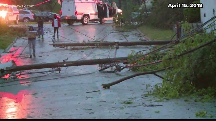 3 years since a tornado touched down in Greensboro