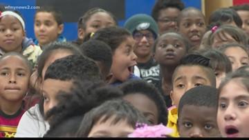 Read 2 Succeed: Alderman Elementary School