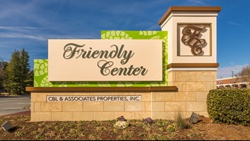 Three new shops coming to Friendly Center