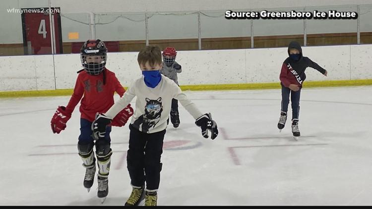 Carolina Hurricanes playoff push is helping Triad ice rinks