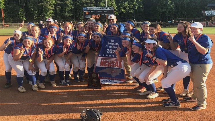 Southern Alamance blasts Alexander Central 11-3 to win 3A crown