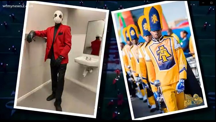 'Now I have this huge accomplishment' | NC A&T student performs in Super Bowl 55 Half Time show