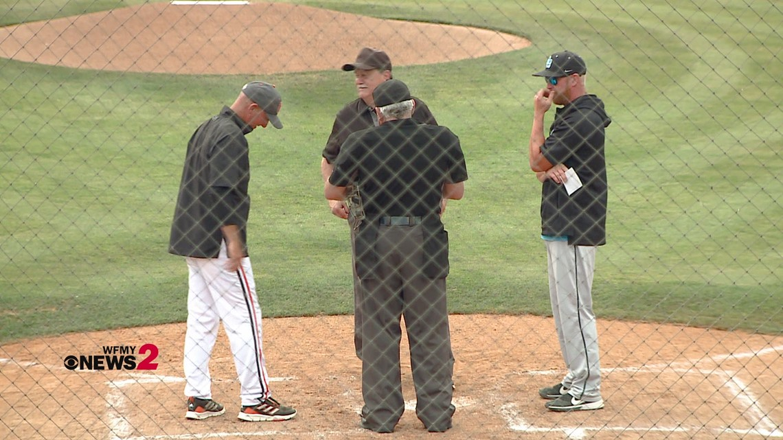 High School Baseball: Oak Grove vs. North Davidson