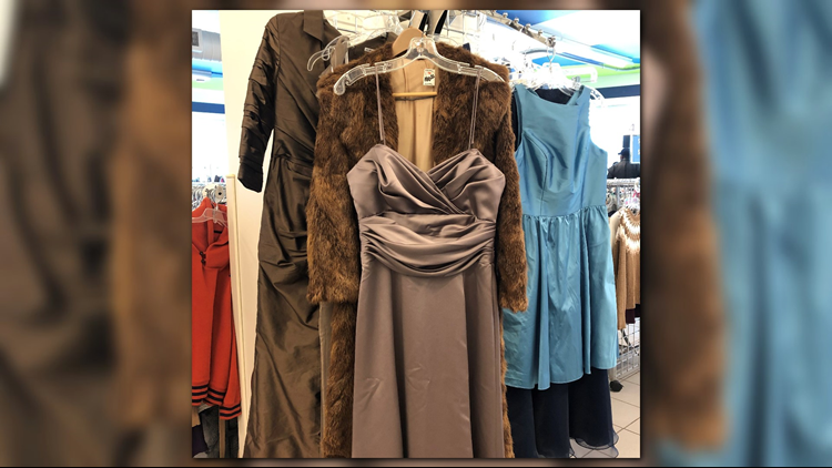 d383443c17 Prom Dresses as Low as  20 at Goodwill
