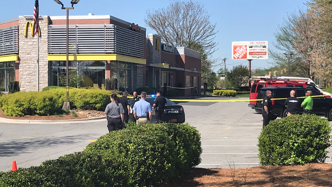 911 calls reveal new details in McDonald's parking lot shooting