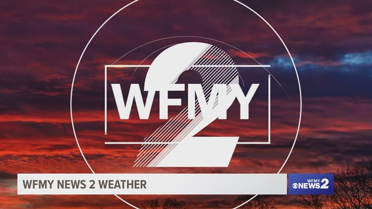 Tim Buckley's Friday evening weather update