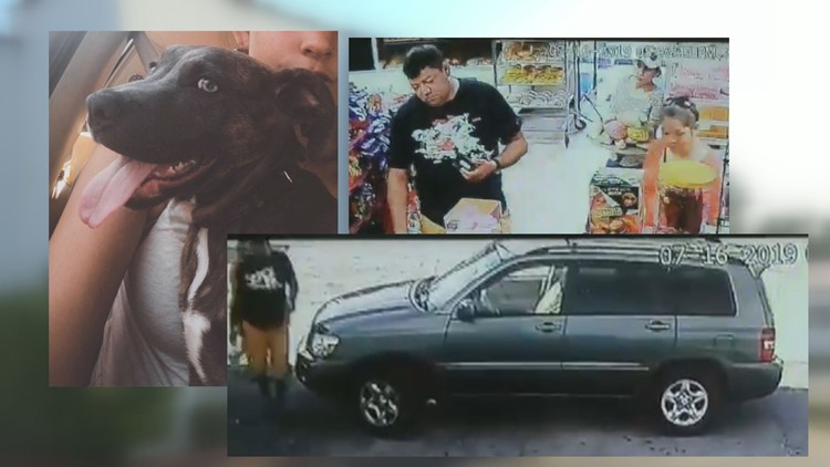Couple Steals High Point Family's Puppy From Store Front