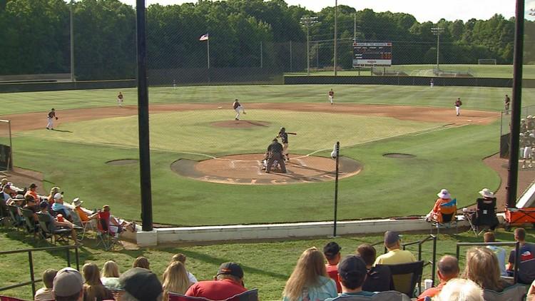 NCHSAA Baseball Playoffs First Round Matchups featuring Triad High Schools