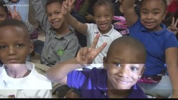 Read 2 Succeed: Frazier Elementary School