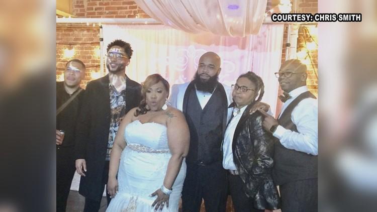 Wedding Pics of Sampson