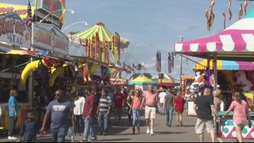 No More Dixie Classic Fair. Winston-Salem Starts Process to Change Name of the City's Annual Fair, Second Largest in NC