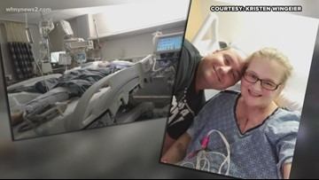 Triad Mom Warns About The Risks of Heart Attack and Stroke