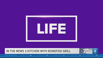 Marvelous Mother's Day Meals with Bonefish Grill