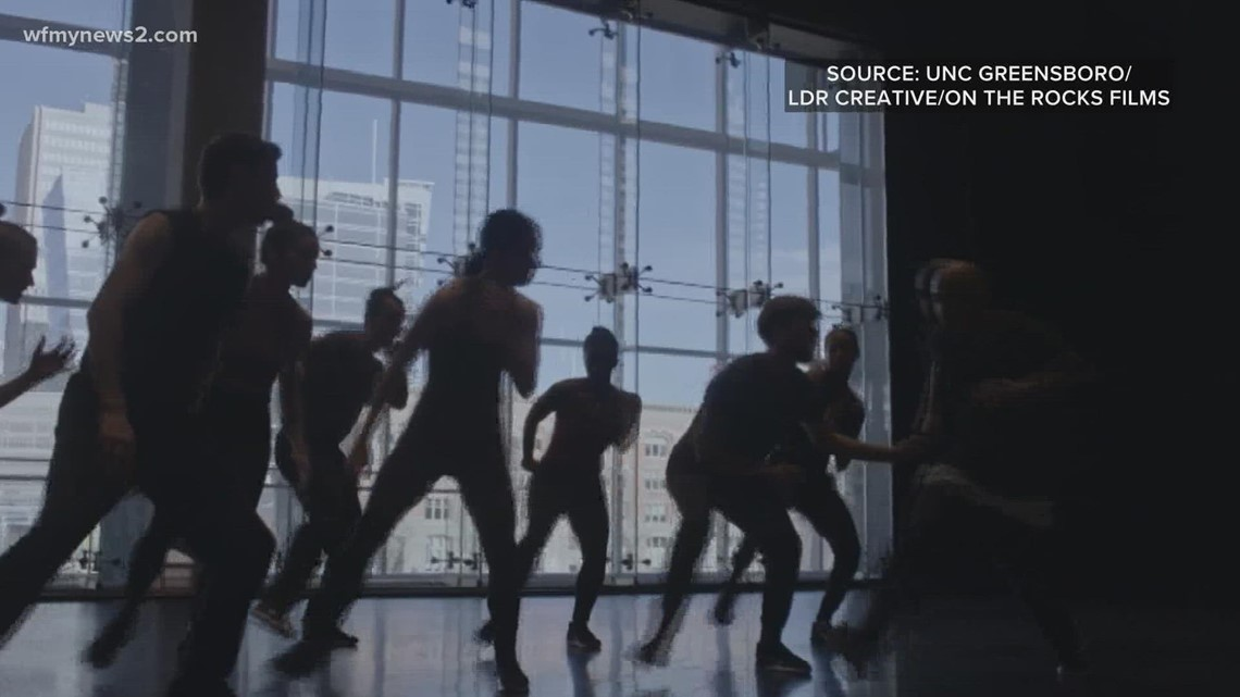 UNCG's dance film festival enters 7th year