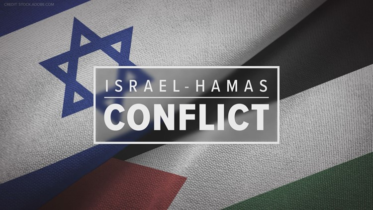 Dig In 2 It: Israel and Hamas Conflict