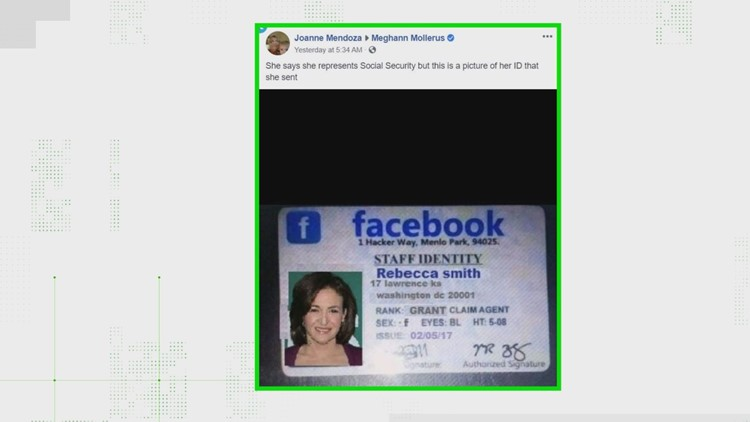 Viewer VERIFY question about social security