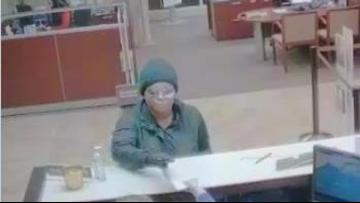 Woman Robs Wells Fargo Bank in Mebane: Police
