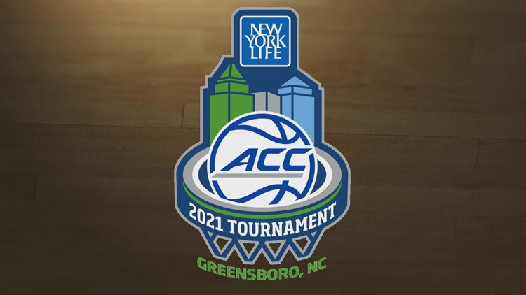 Bracket set for 2021 ACC Men's Basketball Tournament