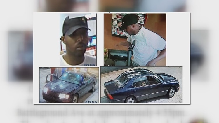 Man wanted in several thefts