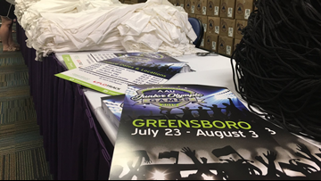AAU Junior Olympic Games Expected to Pump $50 Million into Greensboro