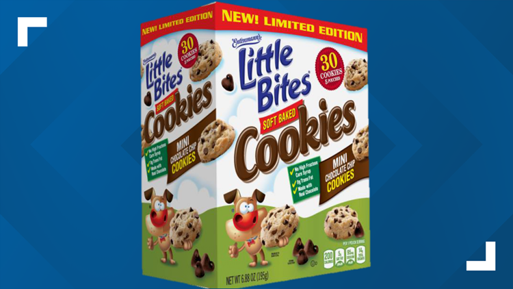 Little Bites Cookies