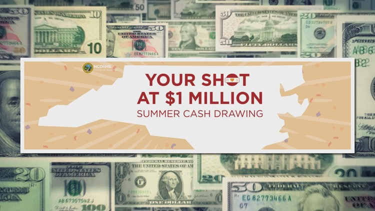 'Until someone else wins, there's a part of you that says - it could be me' | The psychology behind North Carolina's vaccination lottery