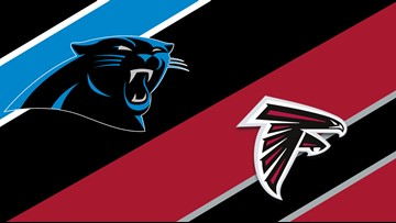 Carolina Panthers Host Their Division Rival The Atlanta Falcons